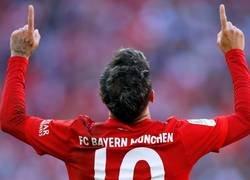 Enlace a Cabreo monumental en los culés al ver el nivel de forma en el que está Coutinho en el Bayern