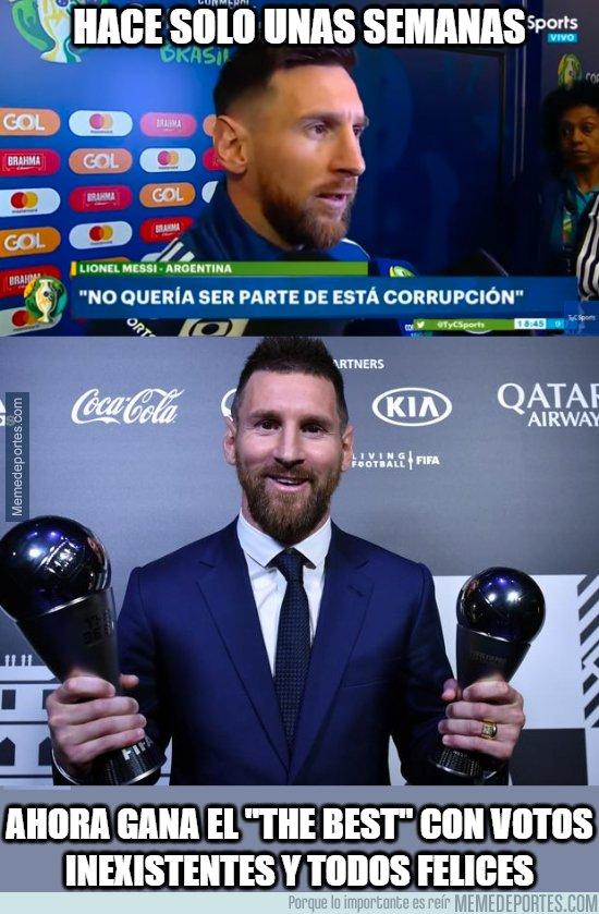 1086856 - La bipolaridad de Messi no se puede entender