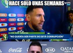Enlace a La bipolaridad de Messi no se puede entender