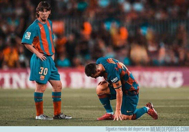 1086934 - Poco a poco se nos acaba Messi y es lo más triste. Es el rey de este deporte, nunca se volverá a ver algo igual