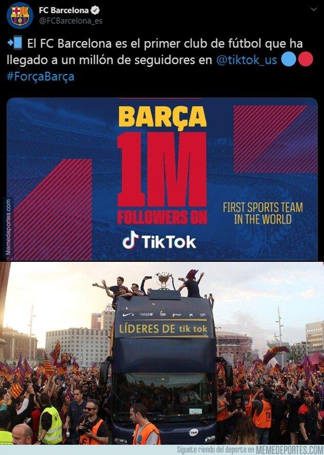 1086944 - ¡El Barça ya es líder!
