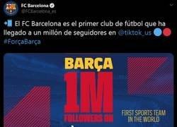 Enlace a ¡El Barça ya es líder!