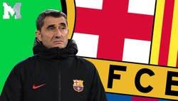 Enlace a Gran polémica: La frase que ha soltado Valverde antes del partido frente al Getafe que ha escandalizado a todos los culés