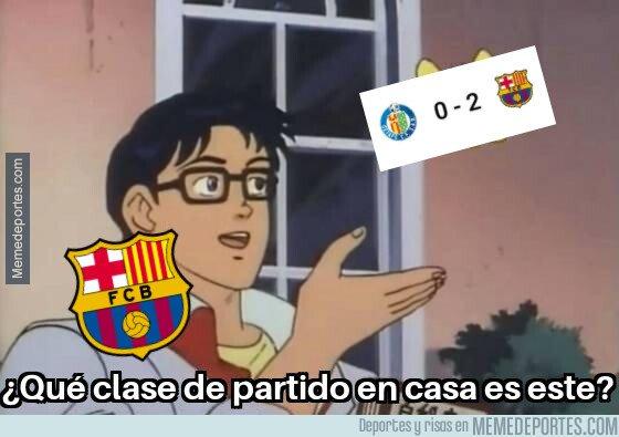 1087016 - El Barça consigue su primera victoria como visitante