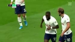 Enlace a No todo en el fútbol moderno es malo: La celebración TOP del Tottenham emulando la decisión del VAR