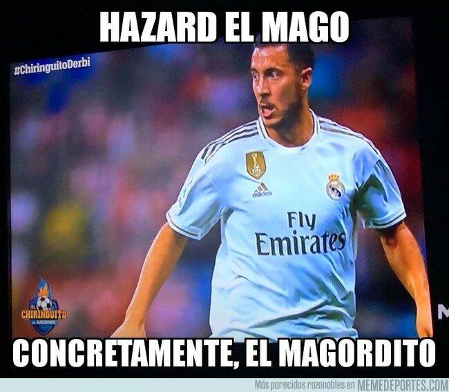 1087068 - El mago Hazard