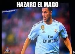 Enlace a El mago Hazard