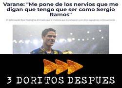 Enlace a Para no querer parecerse a Ramos ha sacado un documental muy parecido