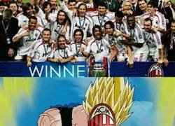 Enlace a Qué te hicieron Milán