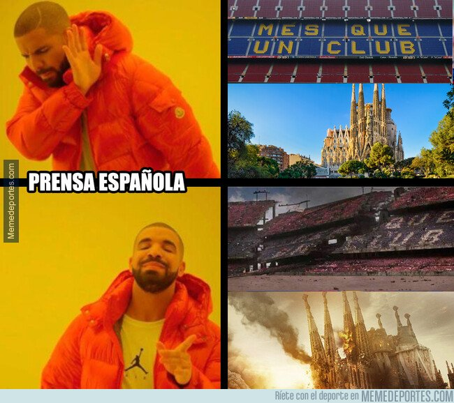 1087222 - Así ve la prensa española al Barça