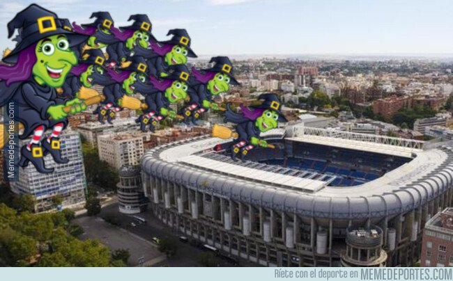 1087231 - El Brujas llegando al Bernabéu