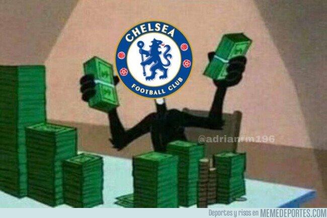 1087281 - Directivos del Chelsea viendo jugar a Hazard y Courtois