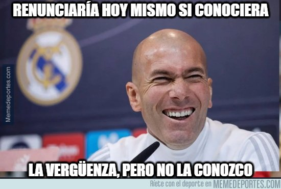 1087294 - Zidane lo tiene claro