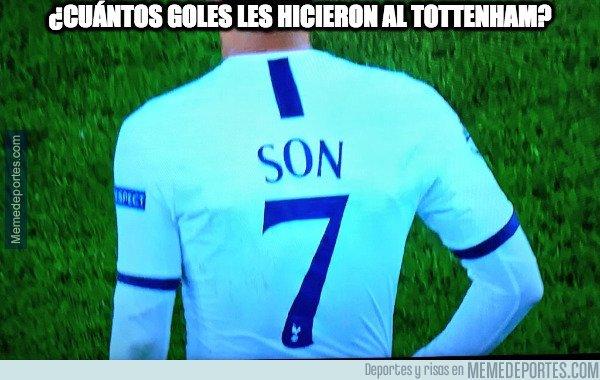1087323 - La goleada al Tottenham por parte del Bayern