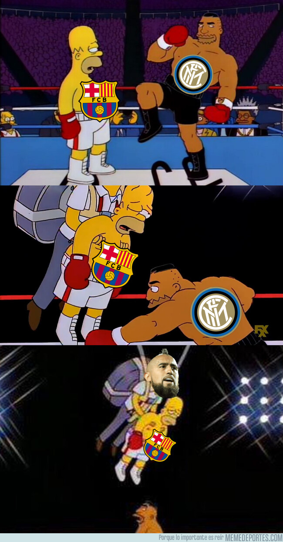 1087466 - Muchos hablan de Suárez, pero él fue quien salvó al Barça