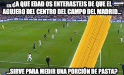 Enlace a La única utilidad del centro del campo del Madrid