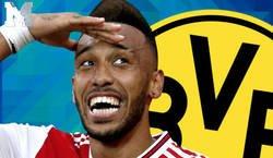 Enlace a El rifirrafe entre Aubameyang y el CEO del Dortmund con Ousmane Dembélé de por medio