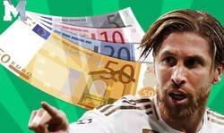 Enlace a Los jugadores del Real Madrid y sus multas