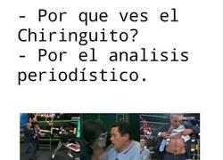Enlace a Los análisis del Chiringuito