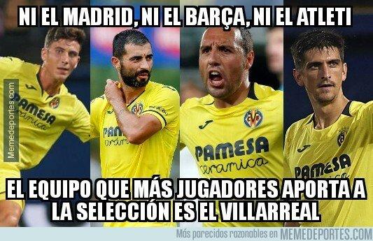 1087579 - La gran temporada del Villarreal tiene su recompensa