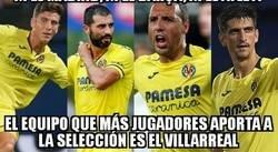 Enlace a La gran temporada del Villarreal tiene su recompensa