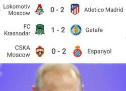Enlace a Los españoles se llevan el triunfo de Rusia