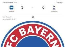 Enlace a ¿Qué le pasa al Tottenham? Ya tengo miedo