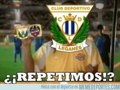 1087678 - El Leganés pide repetir el Leganés-Levante por la aplicación del VAR