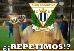 Enlace a El Leganés pide repetir el Leganés-Levante por la aplicación del VAR