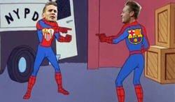 Enlace a De Jong contra De Jong