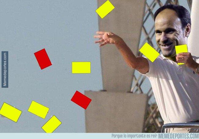 1087799 - Mateu Lahoz durante el Barça-Sevilla