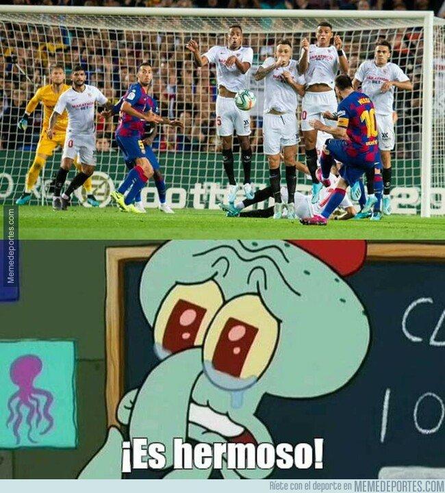 1087854 - Cuando ves a Messi marcando nuevamente