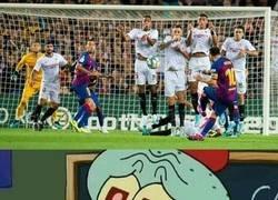 Enlace a Cuando ves a Messi marcando nuevamente