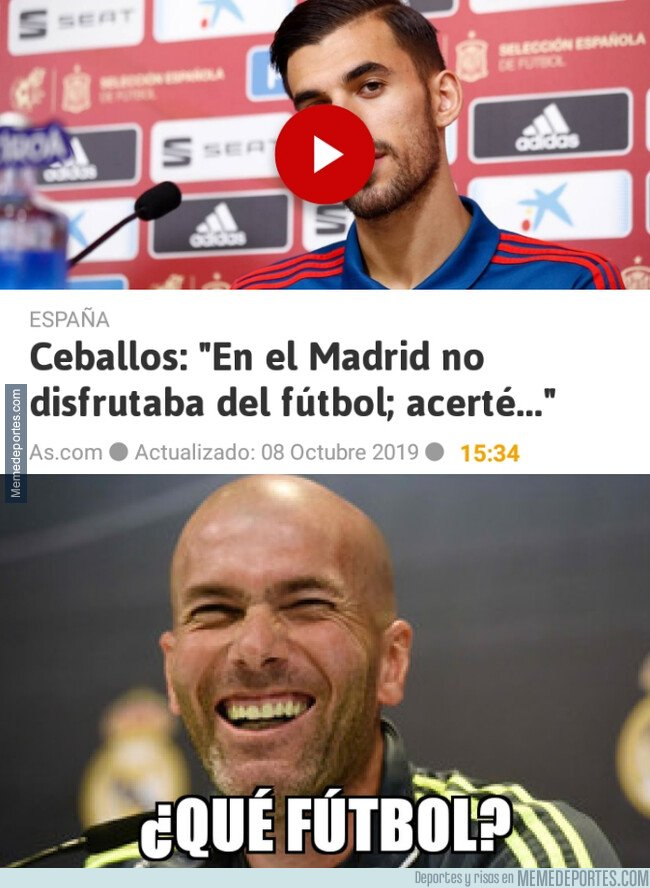 1087964 - Los equipos de Zidane nunca han tenido demasiado fútbol
