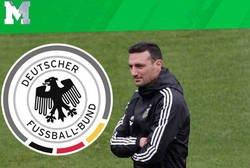 Enlace a A Scaloni le preguntaron sobre Schweinsteiger y la final del Mundo 2014 y no le sentó muy bien