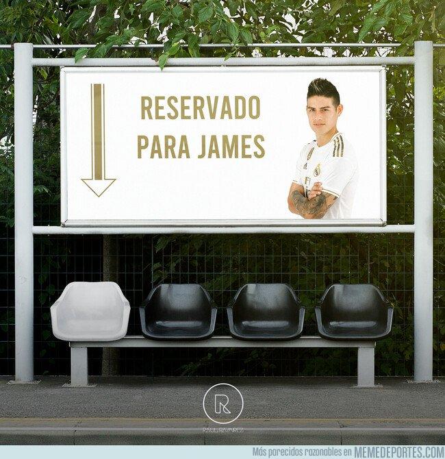 1088151 - Donde Zidane quiere a James