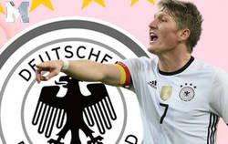 Enlace a 5 hechos sobre la carrera de Bastian Schweinsteiger que probablemente no conocías