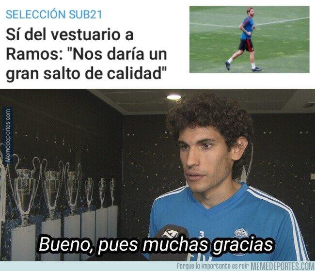 1088292 - Con Vallejo en el equipo, cualquiera querría que viniera Ramos