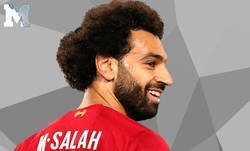 Enlace a La publicación de Salah que ha irritado a todo el Islam por aparecer con una chica