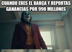 Enlace a La economía del Barça no es que sea la mejor
