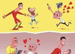 Enlace a Mourinho afirma que el mayor talento que ha visto ha sido el de Ronaldo Nazario, por @goalglobal