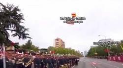 Enlace a España se la pega