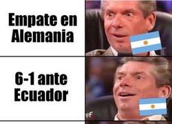 Enlace a Argentina supera la fecha FIFA con nota