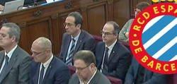 Enlace a Todo el mundo está cargando contra el Espanyol por el mensaje que han publicado tras la sentencia del Procés