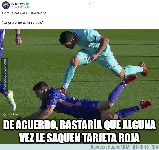 1088431 - De acuerdo con el Barça en esta cuestión