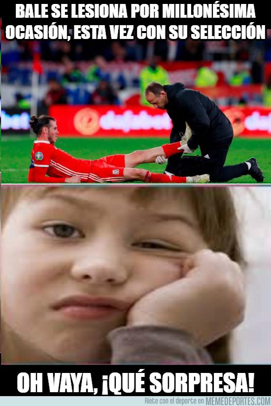 1088453 - Bale y las lesiones, una historia sin fin