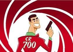 Enlace a Agente CR700, licencia para marcar, por @goalglobal