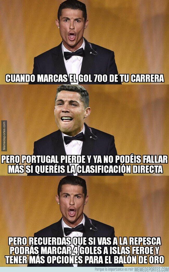 1088481 - La situación de Portugal es bastante óptima para Cristiano Ronaldo
