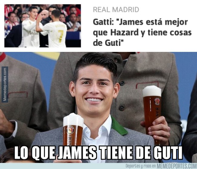 1088496 - En lo que James se parece a Guti