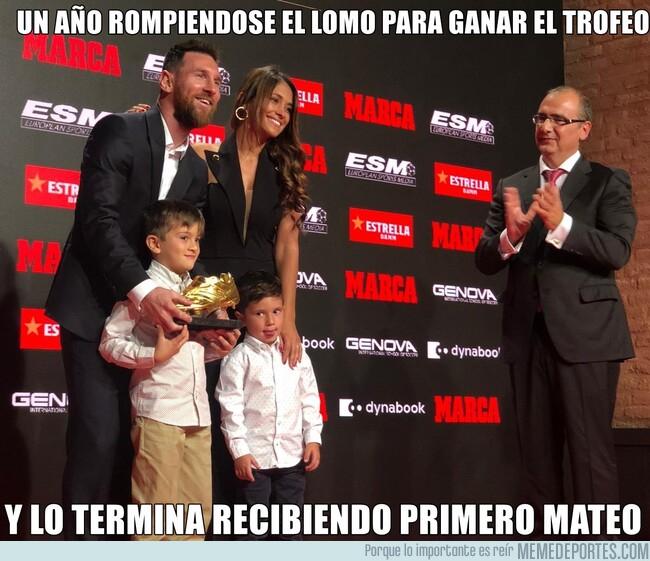 1088572 - El papá de Mateo Messi ganó la Bota de Oro